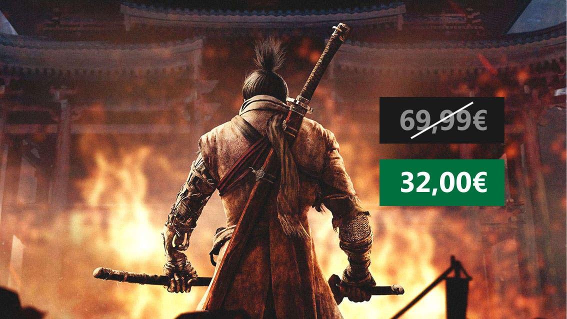 Consigue Sekiro Shadow Die Twice Xbox One a un gran precio 8