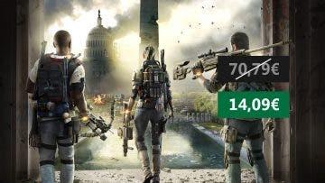 Aprovecha esta oferta de The Division 2 para Xbox One 6
