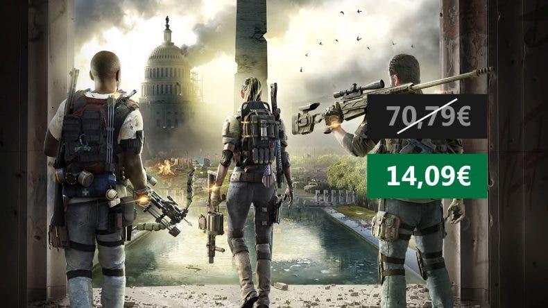 Aprovecha esta oferta de The Division 2 para Xbox One 1