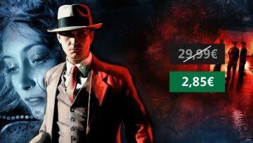 Aprovecha esta oferta de L.A. Noire para PC 3