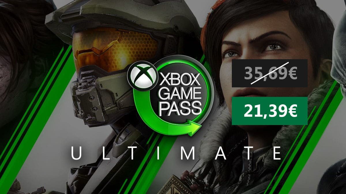 Oferta 3 Meses Xbox Game Pass Ultimate Xbox One / PC 12