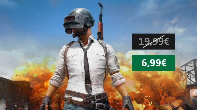 Oferta PlayerUnknown's Battlegrounds Ed. Lanzamiento Xbox One 1