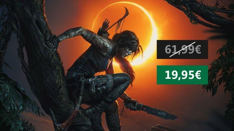 Oferta Shadow Of The Tomb Raider Xbox One (Físico) 1