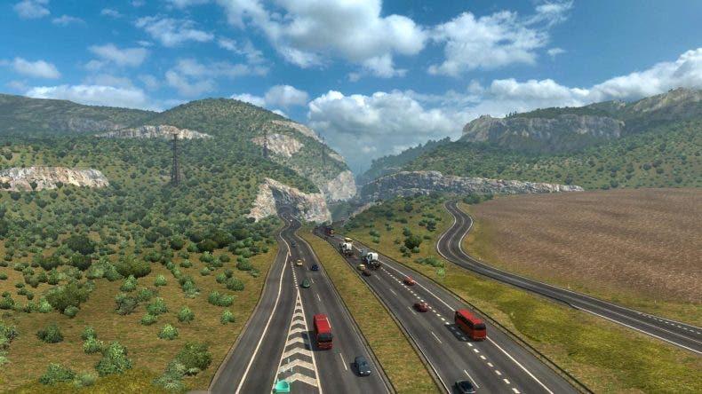 ProMods actualiza su mapa para la última versión de Euro Truck Simulator 2 1