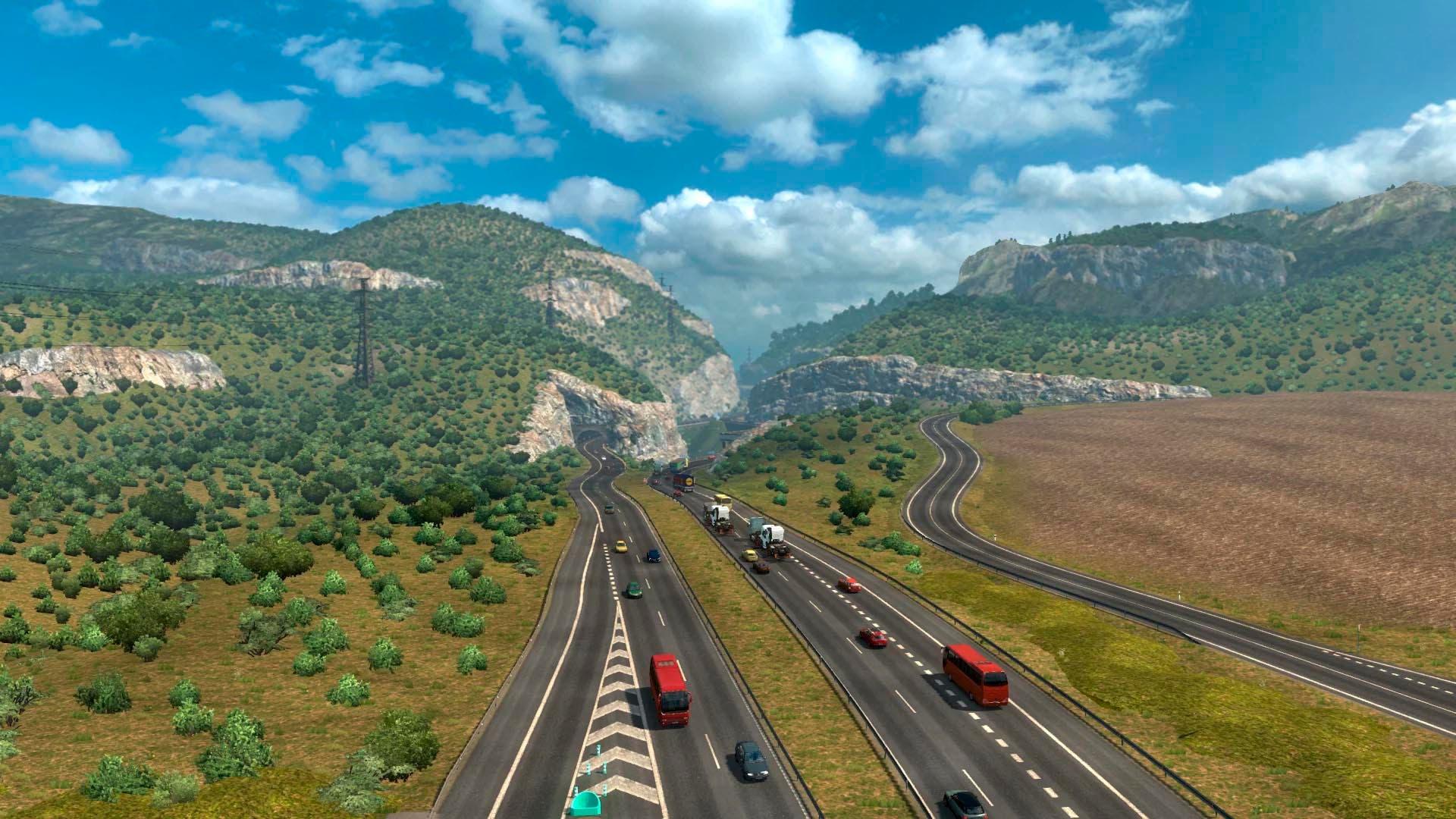 ProMods actualiza su mapa para la última versión de Euro Truck Simulator 2 7
