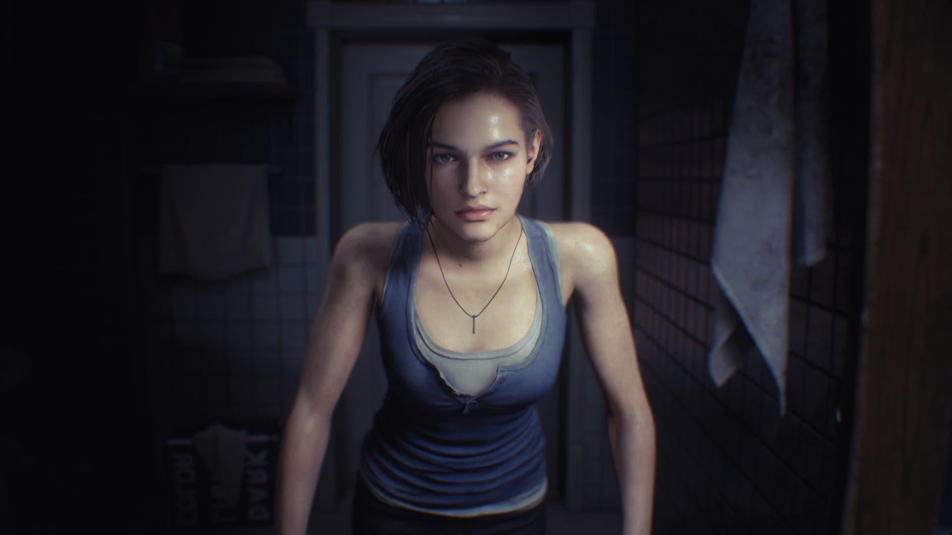 Nuevos detalles de Jin y Carlos en Resident Evil 3 4