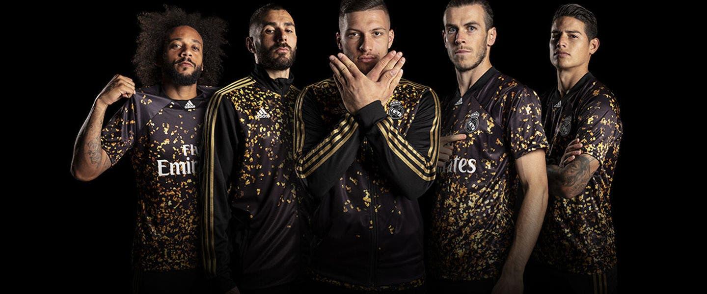 La cuarta camiseta del Real Madrid ha sido presentada a través de FIFA 20 y ya puedes conseguirla gratis 19