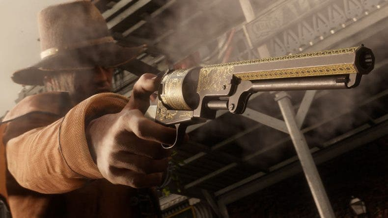 Llega un nuevo oficio a Red Dead Online 1