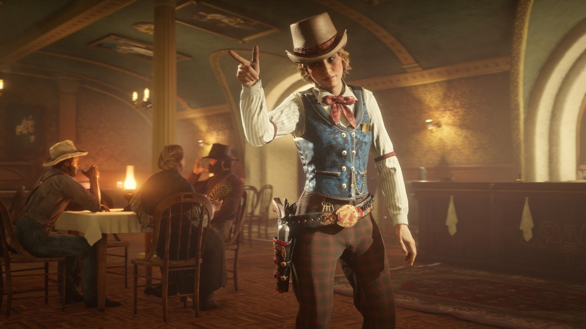 Confirmada la fecha para la llegada de nuevas historias y el modo foto a Red Dead Redemption 2 en Xbox One 2