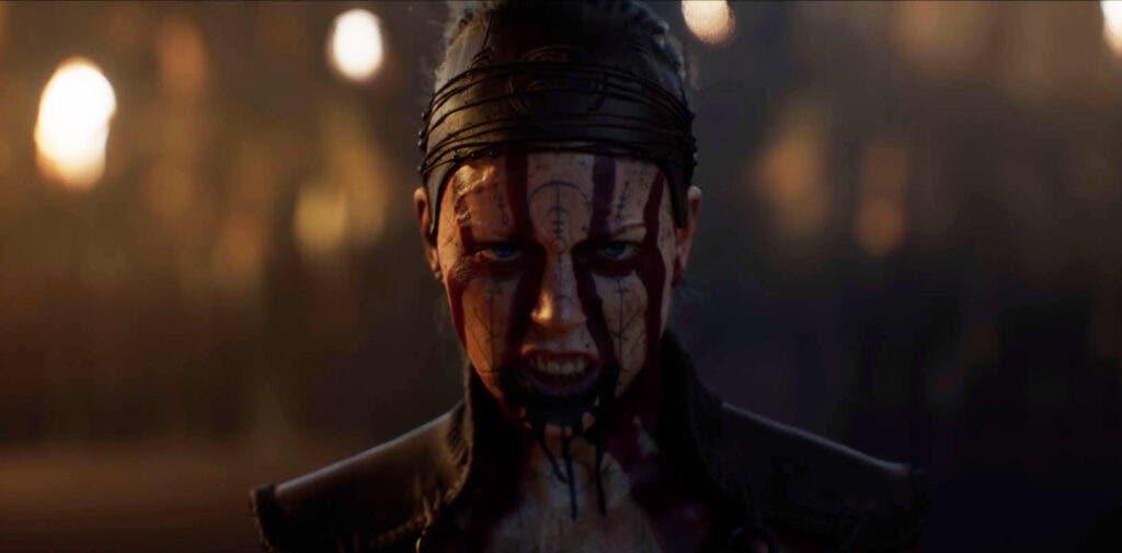 La actriz de Senua en Hellblade 2 revela un adelanto del juego