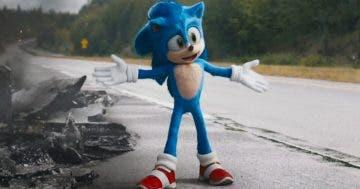 La película de Sonic se muestra en un nuevo y breve avance 8