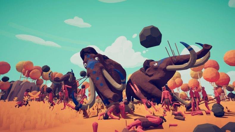 Totally Accurate Battle Simulator es el séptimo juego gratuito de la Epic Games Store 1