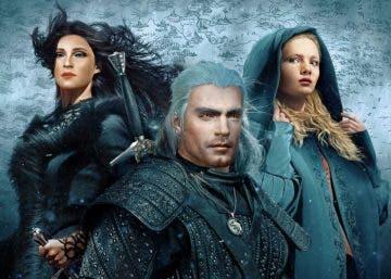 Los actores de la serie de Netflix llegan a The Witcher 3: Wild Hunt, vía mod 6
