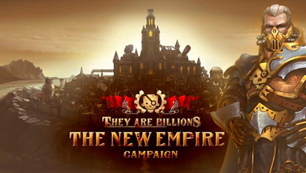 They Are Billions recibe el modo campaña vía actualización 1