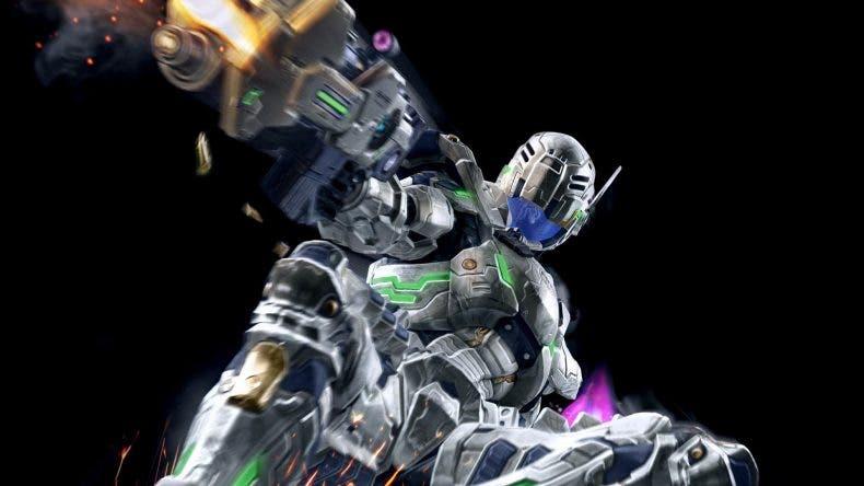 Se descubre un remaster de Vanquish en la Xbox Store 1