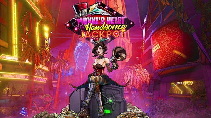 Gameplay con los primeros minutos de Moxxi's Heist of the Handsome Jackpot, la expansión de Borderlands 3 7