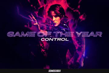 Por qué Control merece el GOTY 2019 19