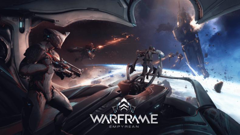 Warframe recibe por sorpresa en The Game Awards 2019 la expansión Empyrean y ya está disponible 1