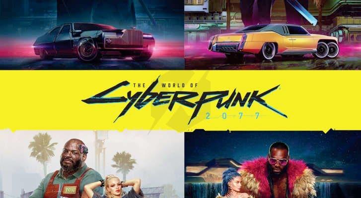 Desvelado el contenido de la edición deluxe de The World of Cyberpunk 2077 1