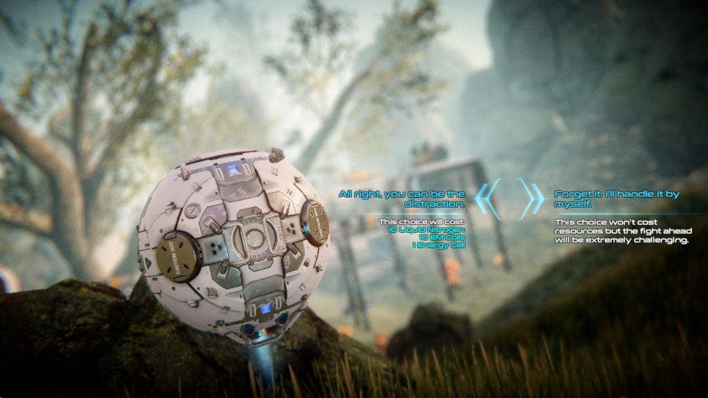 Análisis de Everreach: Project Eden - Xbox One 2