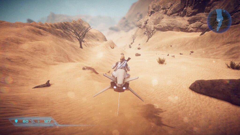 Análisis de Everreach: Project Eden - Xbox One 7