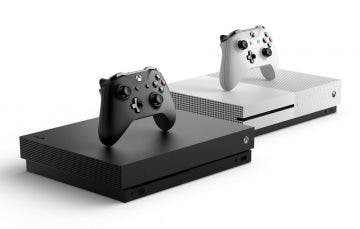 La familia Xbox One vence a Nintendo Switch y PS4 en el Black Friday UK 6