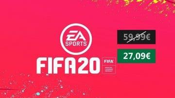 FIFA 20 está en oferta para PC 4