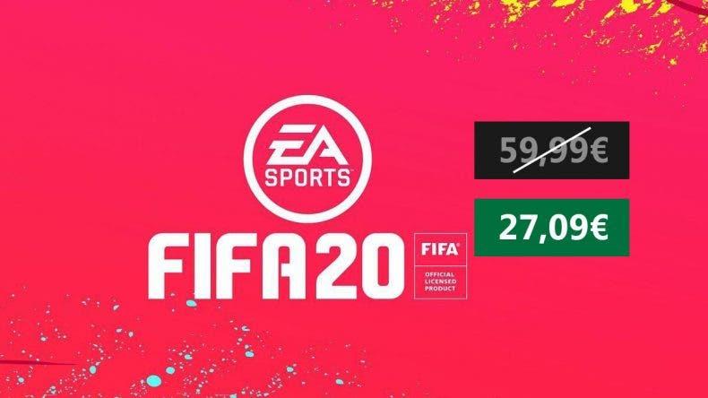FIFA 20 está en oferta para PC 1