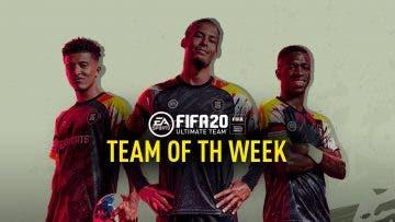 Ya está aquí el equipo de la semana TOTW 13 de FIFA 20 Ultimate Team 28