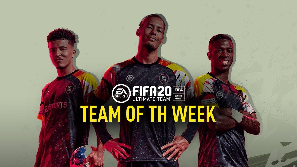 Ya está aquí el equipo de la semana TOTW 13 de FIFA 20 Ultimate Team 3