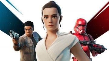 Ya están disponibles los artículos de Star Wars The Rise of Skywalker por tiempo limitado en Fortnite 3