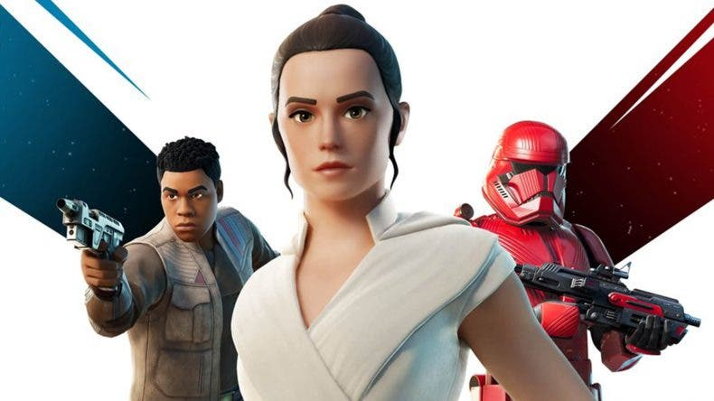 Ya están disponibles los artículos de Star Wars The Rise of Skywalker por tiempo limitado en Fortnite 1