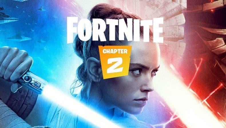 Así fue el espectacular evento de Star Wars El Ascenso de Skywalker en Fortnite 1