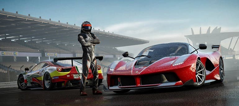 Microsoft toma medidas contundentes contra cierta iconografía en los juegos de Forza Motorsport 2