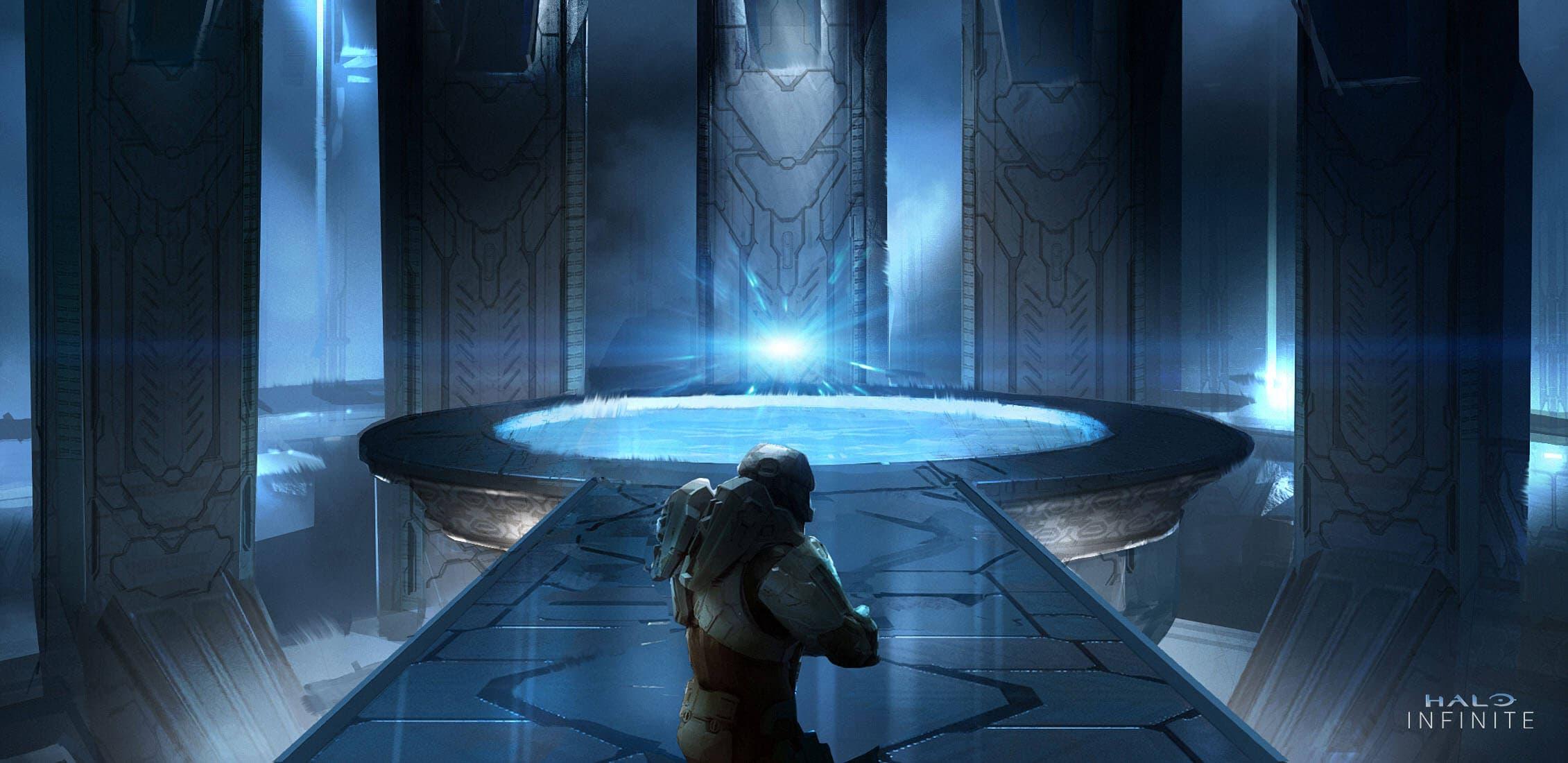 Halo Infinite obtiene un nuevo arte conceptual con la celebración de los Halodays 1
