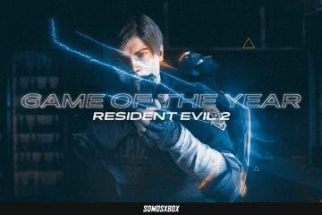 Por qué Resident Evil 2 merece el GOTY 2019 20