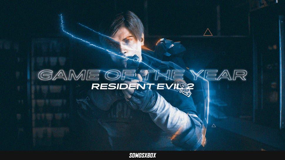 Por qué Resident Evil 2 merece el GOTY 2019 5