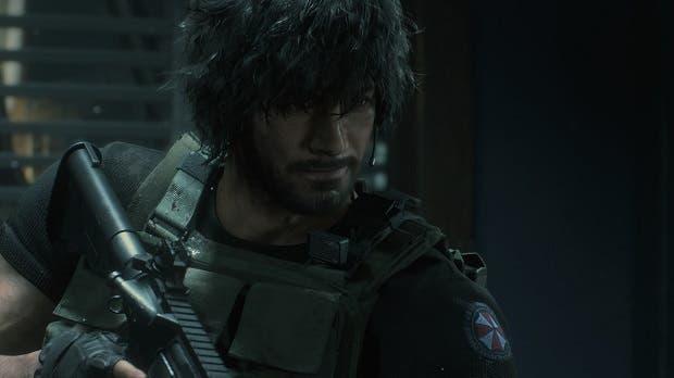 Primer vistazo completo al rediseño de Carlos Oliveira en Resident Evil 3 1