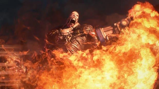 Así suena el grito de Nemesis en la demo de Resident Evil 2 6