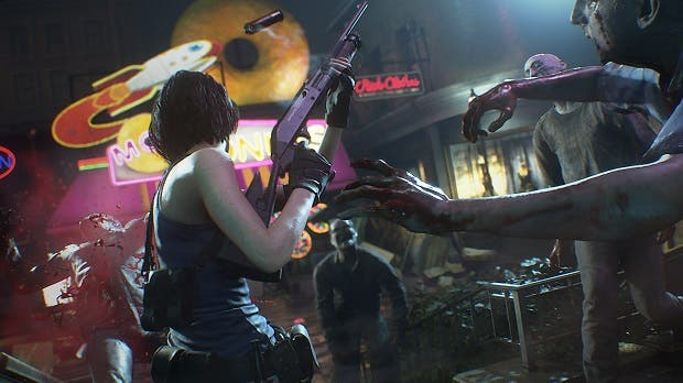 Jill Valentine en Resident Evil 3 Remake