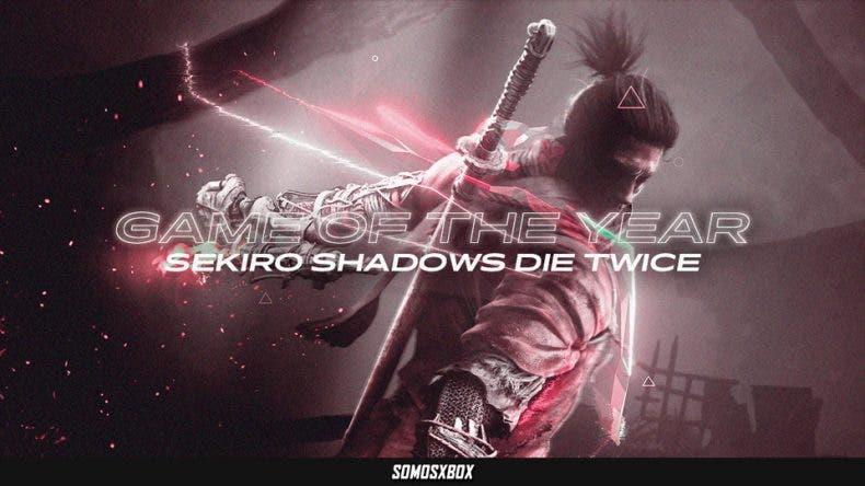 Por qué Sekiro: Shadows Die Twice merece el GOTY 2019 1
