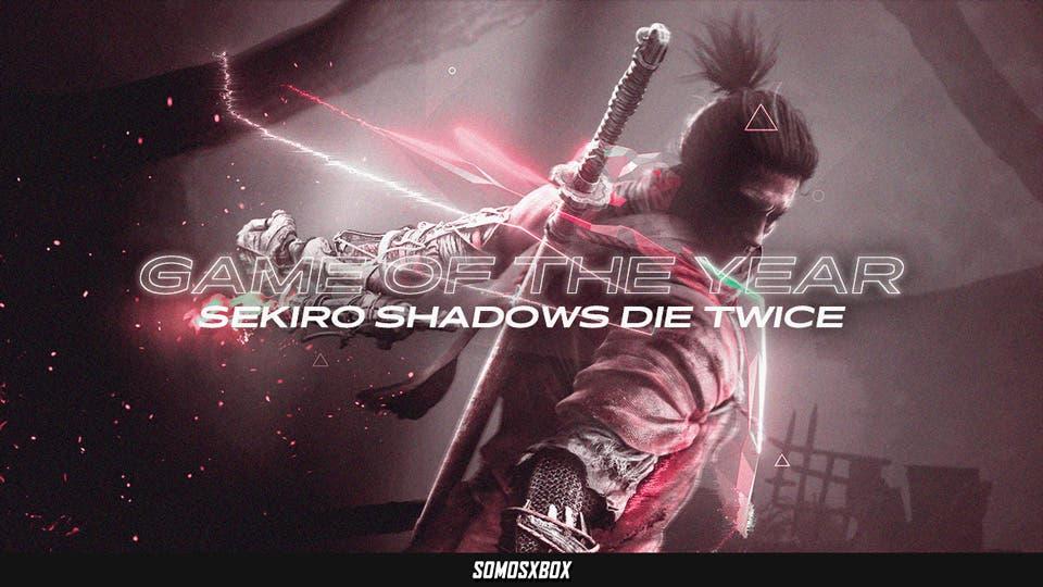 Por qué Sekiro: Shadows Die Twice merece el GOTY 2019 7