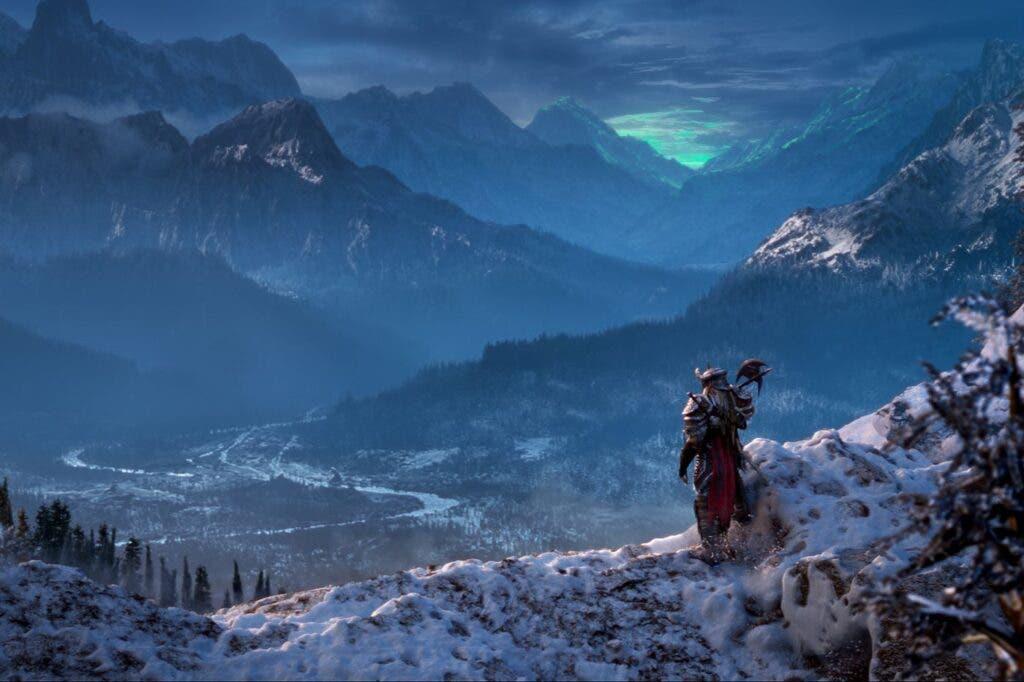 Elder Scrolls Online shows graphical enhancements