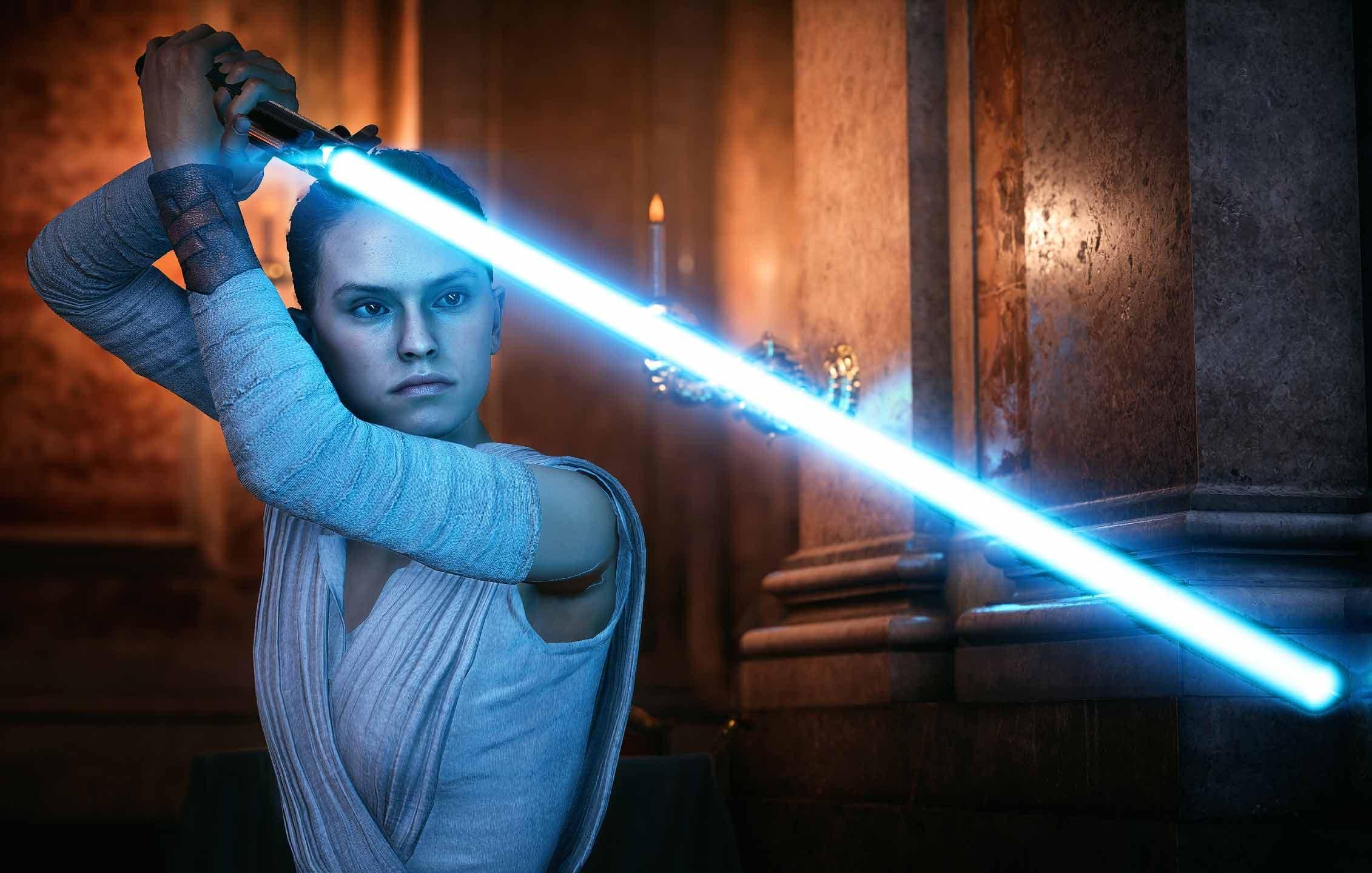 Se exponen las mejoras gráficas de Star Wars Battlefront II desde su lanzamiento en un vídeo comparativo