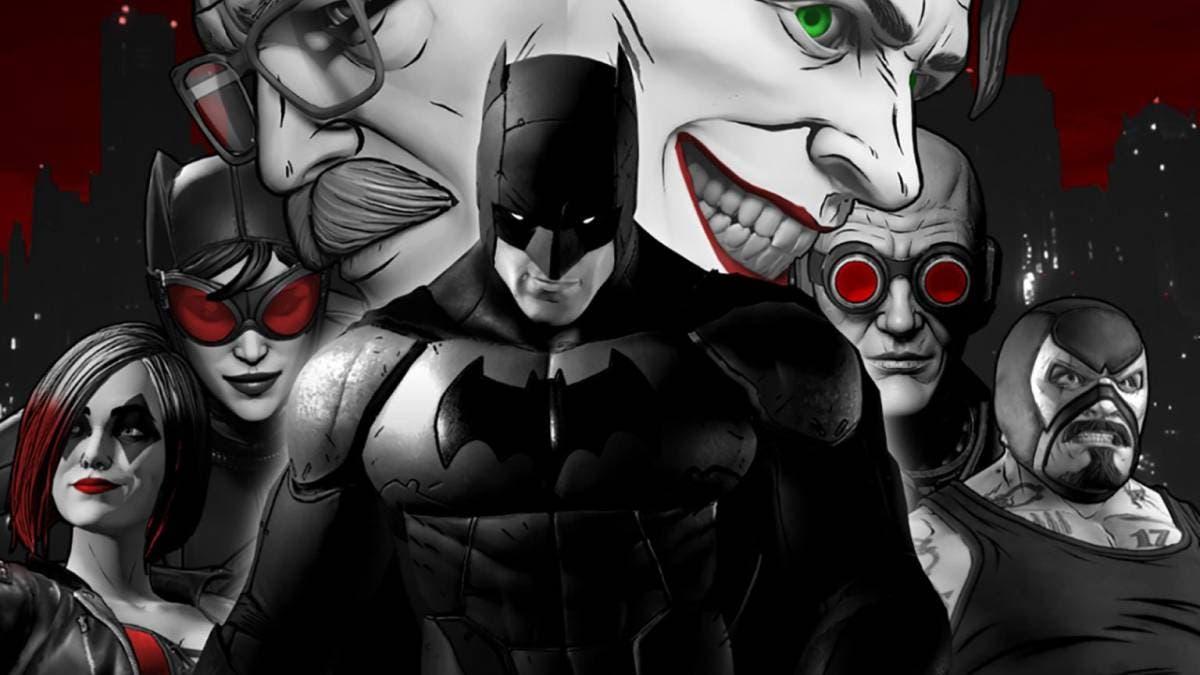 Telltale Games estaría desarrollando una nueva temporada de Batman 3