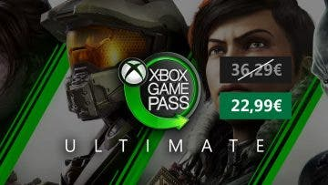 Oferta 3 Meses Xbox Game Pass Ultimate Xbox One / PC 12