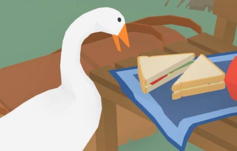 Untitled Goose Game recibe una actualización con cooperativo local 1