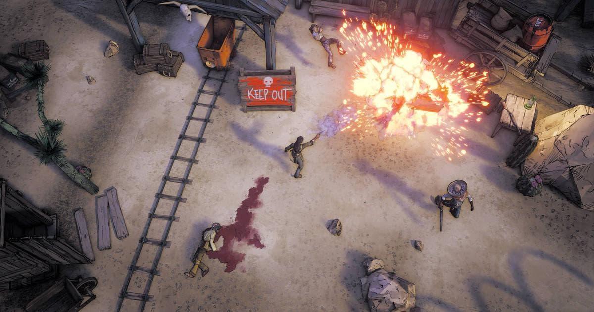 Los co-creadores de Prey y Dishonored presentan Weird West en The Game Awards 2019 2