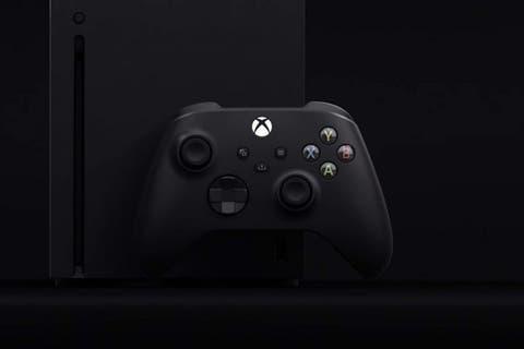 mando de Xbox Series X por dentro