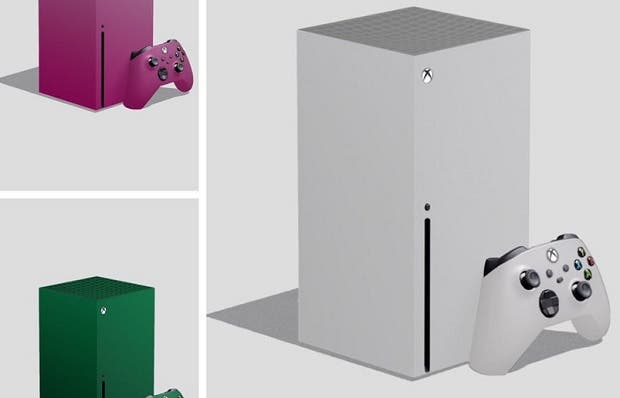 ¿Podremos customizar Xbox Series X a lo Xbox Design Lab? 1